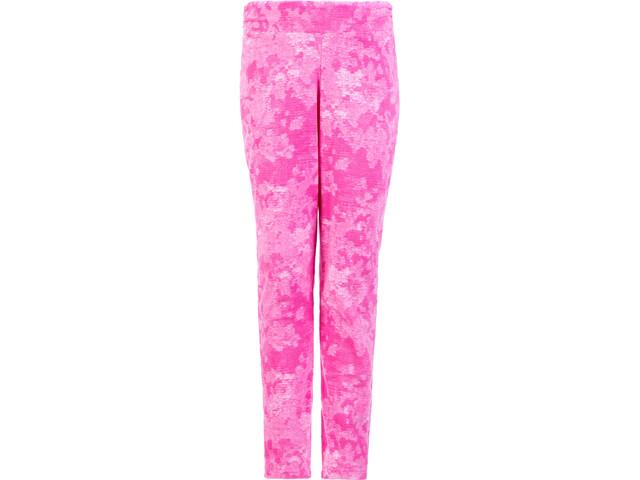Columbia Glacial Leggings à motif Fille, pink ice camo